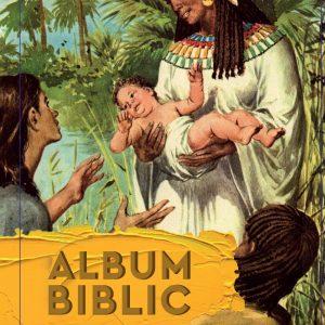 Album Biblic Colorat